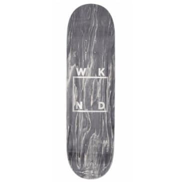Weekend Deck - Silver Logo