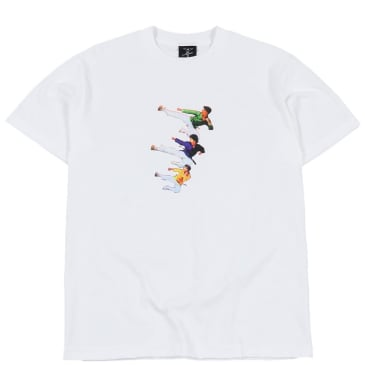 Alltimers 3 Ninjas T-Shirt - White