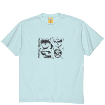 Polar Skate Co x Iggy Nyc Alternative Kids T-Shirt - Aqua