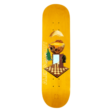 """WKND With A Sunny Side of Schmidt Skateboard Deck - 8.25"""""""