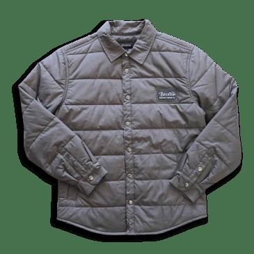 Brixton Cass Jacket Grey