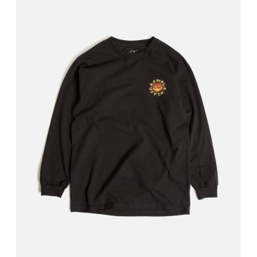 ANTI-HERO GRIMPLE STIX L/S TEE - BLACK