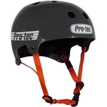Protec - Lasek Solid Gunmetal Helmet XL