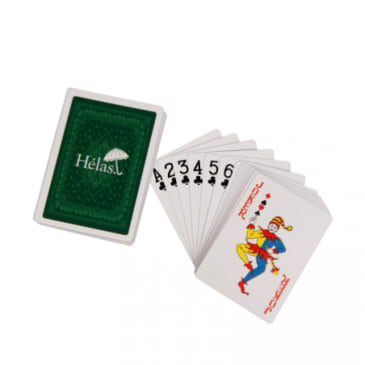 Helas - Playing Cards