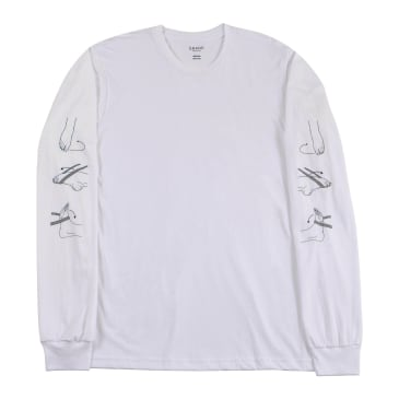Grand Collection PT Long Sleeve T-Shirt - White