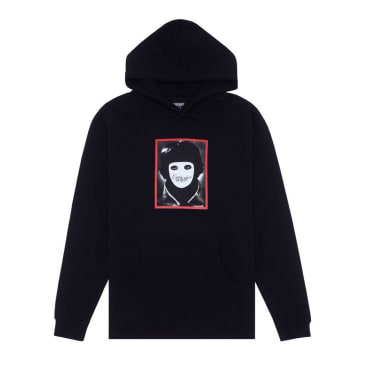 hockey no face hood (black)