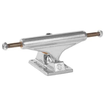 Independent Hollow Silver Skateboard Truck (Sold as Single Truck)