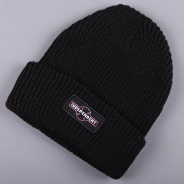 Independent 'Dual Pipeline OGBC' Beanie (Black)