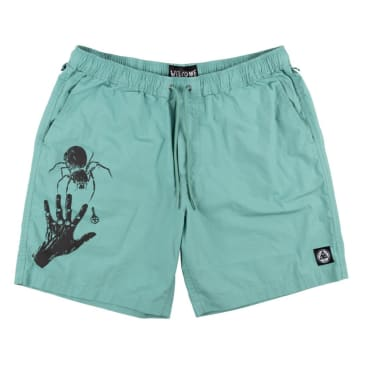 Welcome Skateboards Gateway Soft Core Shorts - Dusty Teal