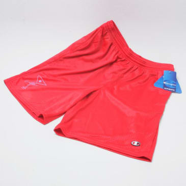 Alltimers Ball Forever Champion Shorts Red
