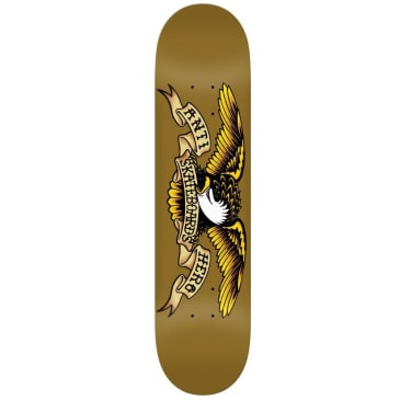 "Anti Hero ""Classic Eagle"" Skateboard Deck 8.06"""