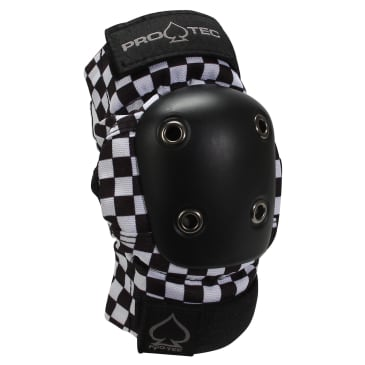 Pro-Tec Street Elbow Pads Black Checkerboard