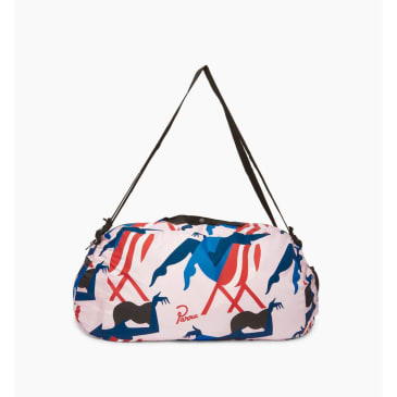 by Parra Madame Beach Fly Weight Duffel Bag