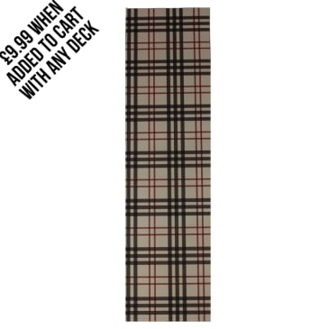 Burberry Classic Grip Tape Black/Multi