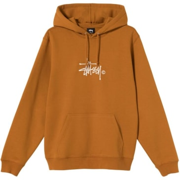 COPYRIGHT STOCK EMBROIDERED HOODIE