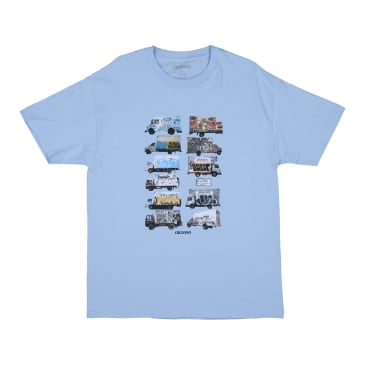 GX1000 Box Truck T-Shirt - Powder Blue