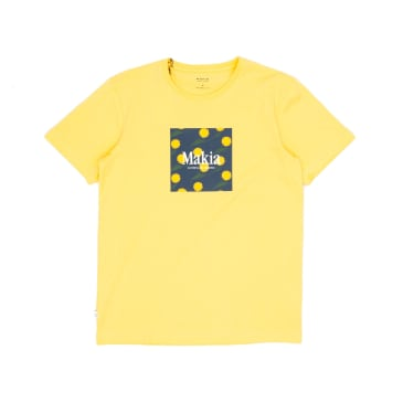 Makia Keltano T-Shirt - Yellow