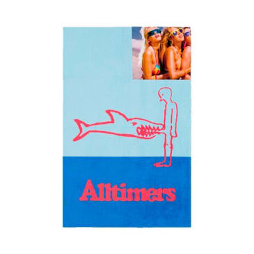 Alltimers - Beach Mode Towel