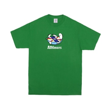 Alltimers Spin T-Shirt - Kelly Green