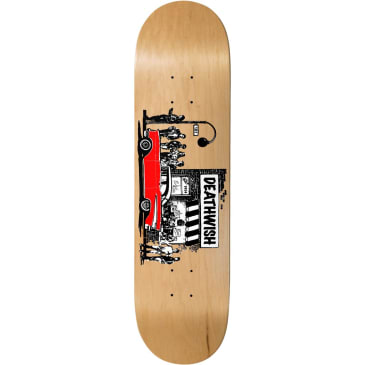 Deathwish The Shop Deck 8.475""
