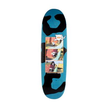 Quasi Johnson Guest Skateboard Deck - 9""