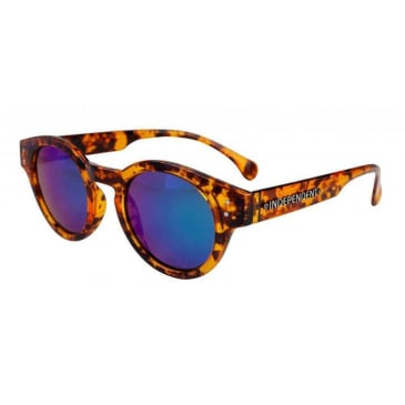 Independent Barrier Mirror Sunglasses - Tortoise Shell