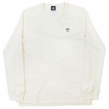 ADIDAS L/S THERMAL - OFF WHITE