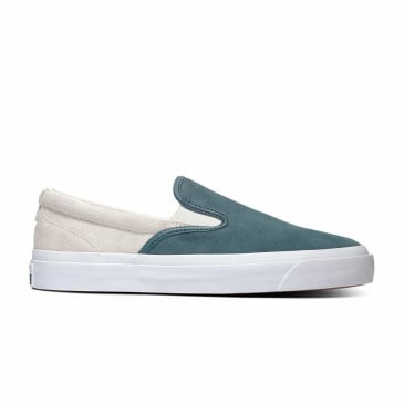 Converse Cons One Star CC Pro Skateboarding Shoes - Faded Spruce/Egret
