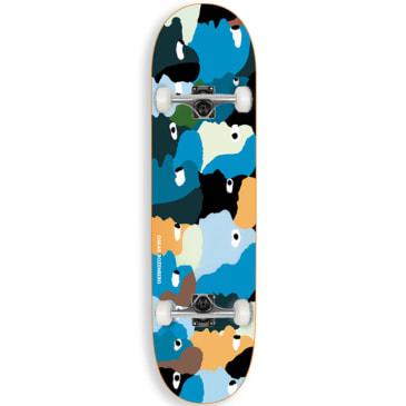 """Polar Skate Co. - Oskar Rozenberg - Heads - Complete Skateboard - 8.25"""""""