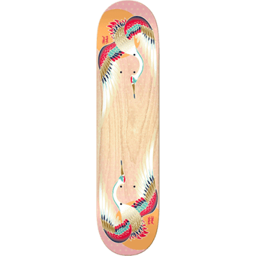 Real Wair Sunrise Twin Tails Deck- 8.0