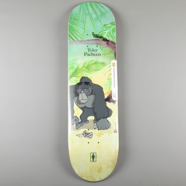 "Girl 'Tyler Pacheco - Jungle Beers' 8.375"" Deck"