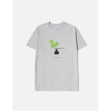 CARTOCON A Columbia Paperback T-Shirt - Heather Grey