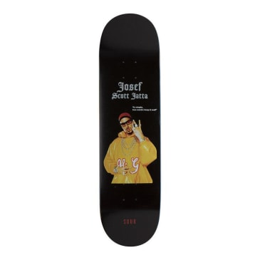 Sour Solution Josef Two Words Deck 8.25""