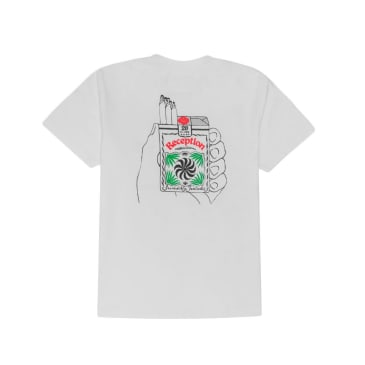 Reception Stonies T-Shirt - White
