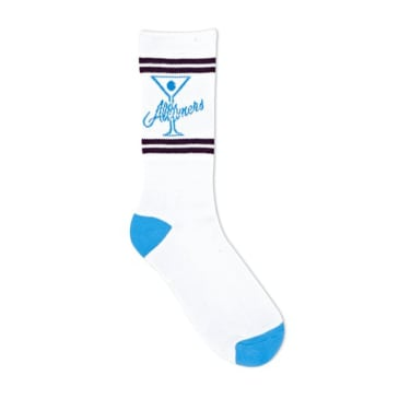 Alltimers - Logo Socks - Blue