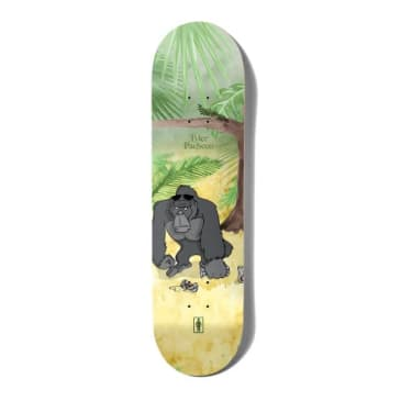 Girl Skateboards Tyler Pacheco Jungle Beers One Off W40 Skateboard Deck - 8.375