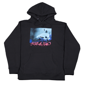 Atlantic Drift Catfish Hoodie - Black