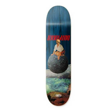 Primitive Skateboards - McClung Later