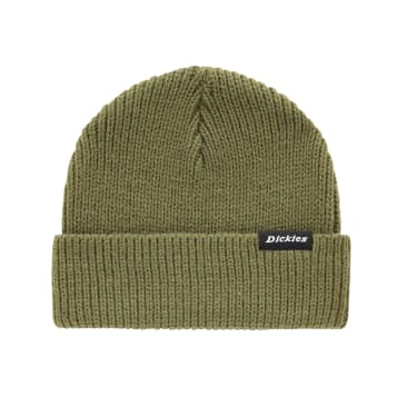 Dickies Woodworth Beanie - Army Green