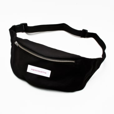 Poetic Collective Belt Bag Black