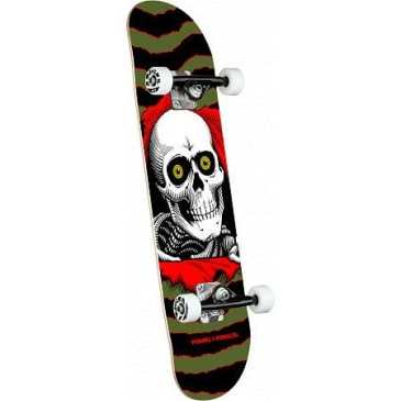 """Powell Peralta- Ripper Complete Olive 7"""" x 30.6"""""""