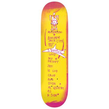 Krooked Anderson Bumper Deck- 8.38