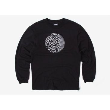 Pleasures - Lost Control Embroidered LS T-Shirt