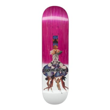 """Fucking Awesome Berle Dipped Tail Skateboard Deck - 8.25"""""""