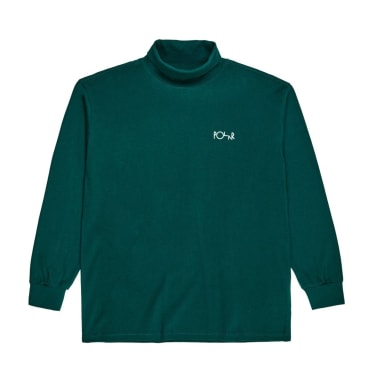 Polar Skate Co Script Turtleneck - Dark Green