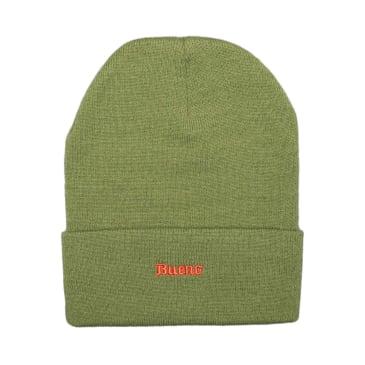 Bueno - It Means Good Classic Logo Beanie (Green)