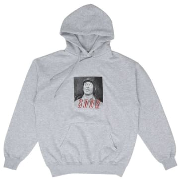 Sour Eyes Sweatshirt Heather Grey