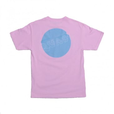 Quasi Skateboards Wired T-Shirt - Pink