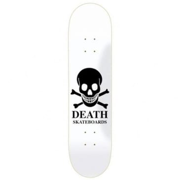 "Death Skateboards - Reverse Logo Deck 8.125"" Wide"