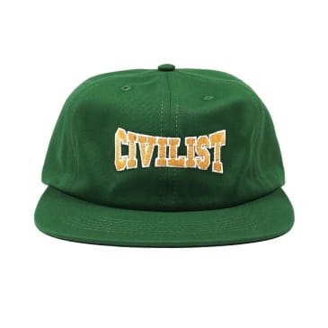Civilist - Club Cap - Dark Green